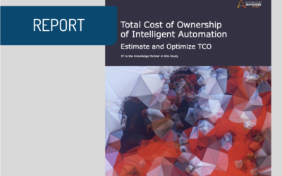 Total Cost of Ownership of Intelligent Automation: Estimate and Optimize TCO