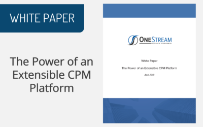 The Power of an Extensible CPM Platform