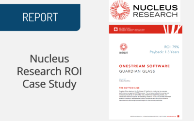 Nucleus Research ROI Case Study