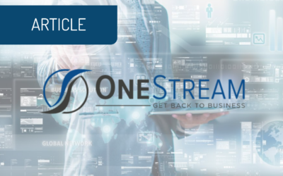Decision Inc. UK becomes latest OneStream software implementation partner